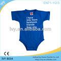 De algodón suave 0-24m ropa del bebé 2014