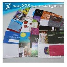 Printable PVC/PET/ABS Blank RFID Smart Card