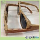 2014 oem 100% nature wholesale bamboo and wood sunglasses