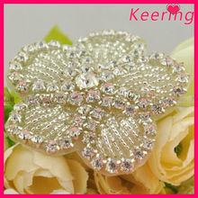 Elegant pearl bead diamante and pearl embellishment WRA-502