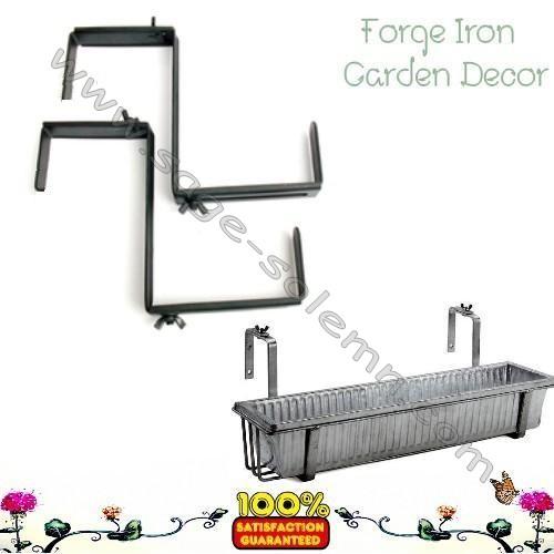 Adjustable Metal Balcony Bracket For Flower Box Buy