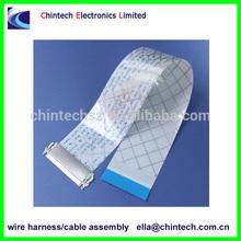 flexible flat cable awm 20624 80c 60v vw-1 ffc