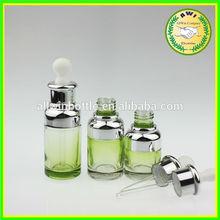 graduated colors glass dropper bottles wholesale factory original