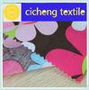 J wholesale white printed characteristics 100 cotton poplin fabric