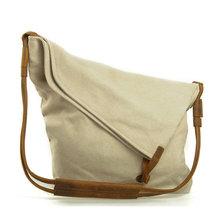 New designer lady sling bag canvas sling bag made in china