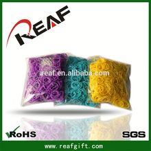 Ninghai factory direct Magic elastic band rubber bands bracelet patterns