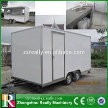 Hot sale food vans / mobile food van for sale