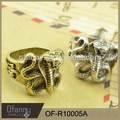 2014 hotsale serpente moda anello fascino
