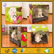 high quality foldable beautiful dog crate