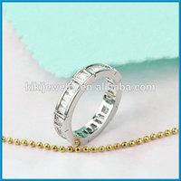 Platinum Diamond Finger Rings