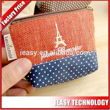 new design fashion custom printed wallets handle clutch purse bag