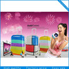customized pc trolley cases / travel luggage bag for kids