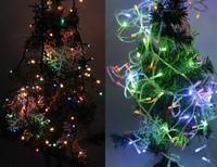 110V LED Christmas Light 10M 100leds LED Light for Party LED Christmas Light