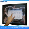 17 inch LED SAW Touch Screen Monitor Capacitive Touch DTK-1728R