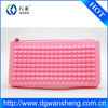 Wholesale Fashion woman clutch silicone bag special designer beach