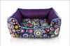 Symphony Square Teddy nest full washable detachable kennel pet nest in large dog kennel cat litter