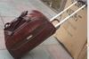 PU fashionable duffel trolley bag