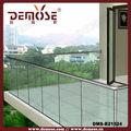 vidro temperado alumínio varanda trilhos