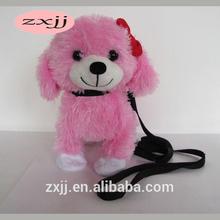 Plush running dog toy, electrical running puppy