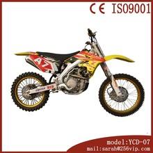 250cc ducar dirt bike