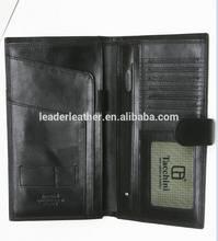fashion simply pu leather travel wallet passport case, passport holder, passport bag