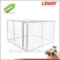 13*13*6ft rápida venda gaiola animal galvanização grandes reprodutores gaiola do cão