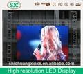2013 llevó xxx china de vídeo del panel de pared oled / pantalla / le exterior led de pantalla grande