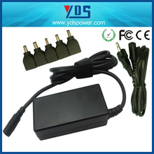 YDS oem Laptop Usage and Plug In Connection ac adapter,PSU,universal automatic tablets chargers 40w with variable dc tips