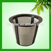 Bottom price best selling hsj single k cup coffee filter kf-005