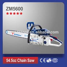 gas / petrol chainsaw 5200 gardening tool