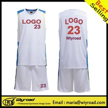 Accept sample order basketball jersey logo design,basketball padded compression shorts