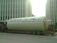 Top quality promotional 500-1000 gallon tanks in food grade frp