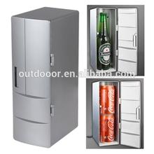 USB PC Mini Fridge Beverage Drink Cooler / Warmer, Size: 24.5 x 10.8 x 8.3cm