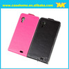 Leather case for LG G Pro Lite ,cover case for LG G Pro Lite, flip leather case for LG G Pro Lite