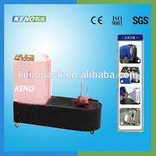 KENO-W110 automatic ship port luggage wrapping machine