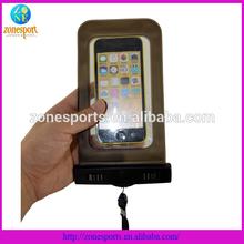2014 wholesale price waterproof bag,Mobile phone waterproof bag, waterproof case