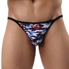 man underwear camo mens string bikini briefs