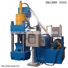 SBJ-360 coal briquette making machine