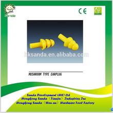 high quality reusable silicone earplugs