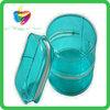 Yiwu China custom transparent pvc cosmetic bag