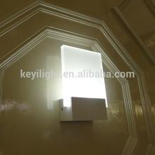 Modern design indoor light pocket mirror , mirror frame