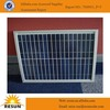 TUV certificated 12v 50w solar panels made in china