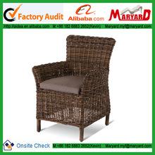 Outdoor wicker outdoor iron wood folding chair my13rf77