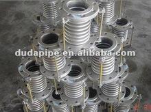Carbon steel flange pipeline equipment bellow compensator