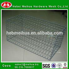 Anping Low price welded mesh galvanized wire mesh gabion/welded gabion mesh from factory