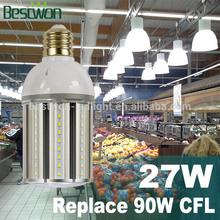 UL Listed 27W E40 LED Corn Light,Damp Location Available
