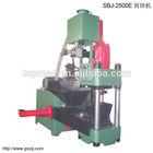 SBJ-250E Four column automatic sawdust hydraulic briquette making machine