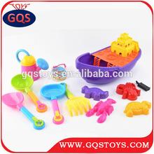 2014 hot summer toys children lovely boat sand toy