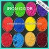 Plastic Rubber Pigment Iron Oxide Pigment for Paving