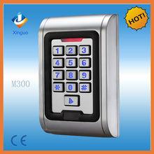 Hot selling! metal keypad Waterproof software door access controller for flats
